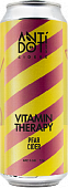 Сидр Антидот Витамин Терапи Пиар / Cider Antidot Vitamin Therapy Pear ж/б (0,5 л.)